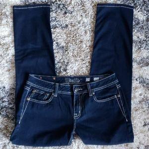 Miss Me Jean's.  Size 32.